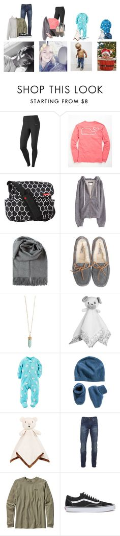 """""""Eye Doctor Visit"""" by glitterxbieber on Polyvore featuring NIKE, Vineyard Vines, Skip Hop, UGG Australia, AT&T, Carter's, First Impressions, Scotch & Soda, Patagonia and Vans"""
