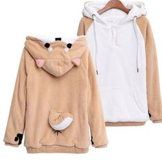 Item Type: Hoodies, Sweatshirts Material: Cotton,Polyester ASIAN SIZING PLEASE ORDER ONE SIZE UP IF NEEDED! Size: S: Length 62cm x Bust 92cm x Shoulder 38cm x Sleeve 58cm M: Length 64cm x Bust 100cm x