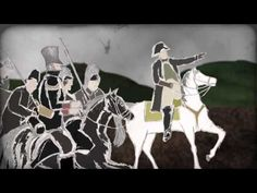 1812 is documentary animation based on Pyotr Ilyich Tchaikovsky's 1812 Overture telling the story of Napoleon's fatal attempt to invade Russia in 1812.  Created for one of my final year projects at the University of Lincoln in Media Production.