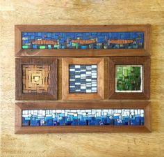 Mosaic coat racks & trivets by Phoenix Handcraft