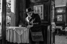 "ph. © Renzo Baggiani "" La tazzina di caffè"" Photos, Image, Bar, Street, Fotografia, Pictures, Roads, Walkway"