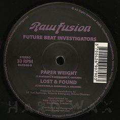 Future Beat Investigators - Louder [Raw Fusion, 2009]