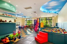 Let Your Kids Have Fun in a Kid-friendly Hotel! (Part Hilton Sanya Yalong Bay Resort & Spa –Kidz Paradise China Vacation, China Trip, China Travel, Learning To Relax, Sanya, Kid Spaces, Beach Day, Resort Spa, Tour Guide