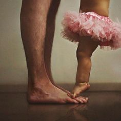 Image via We Heart It weheartit.com/... #daddy #littlegirl #familey