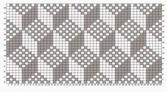 Crochet Diagram, Crochet Chart, Knit Crochet, Knitting Charts, Knitting Stitches, Knitting Patterns, Tricot Simple, Tapestry Crochet Patterns, Fillet Crochet