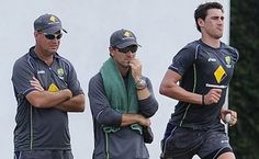 Justin Langer has ruled himself out of the running for the vacant England coaching job after renewing his contract with Western Australia for two more years.  Langer, who played 105 tests for Australia, said he spoke to England director of cricket Andrew Strauss twice last week about replacing Peter Moores, but decided to stay in Perth for family and other reasons.