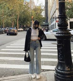 Aesthetic Fashion, Look Fashion, Aesthetic Clothes, Teen Fashion, Fashion Outfits, Indie Outfits, Retro Outfits, Cute Casual Outfits, Blazer En Cuir