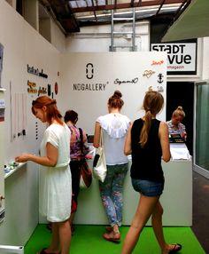 No Gallery auf der le bloc