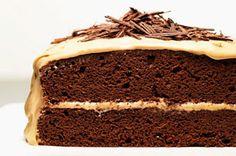Gâteau aux carottes et au chocolat Image 1