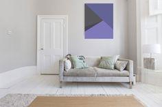 Modern Wall Art, Geometric Print, Instant Download Printable Art, Grey and Yellow Wall Art, Modern Prints, Geometric Art, Scandinavian Print by OjuDesign on Etsy