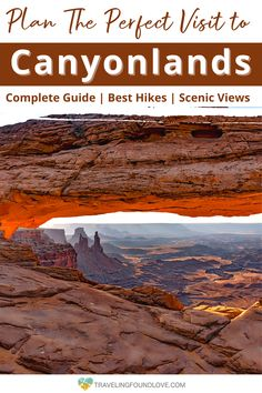 Canyonlands National Park, Grand Canyon National Park, Rocky Mountain National Park, Utah Arches, National Parks Usa, Best Hikes, Outdoor Travel, Perfect Place, Adventure Travel