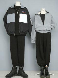 마리쉬♥패션 트렌드북! Teen Fashion Outfits, Fashion Couple, Boho Outfits, Cute Fashion, Asian Fashion, Stylish Outfits, Vintage Outfits, Korean Outfit Street Styles, Korean Outfits