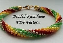 Image result for kumihimo patterns free