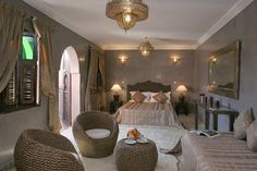 €80 to €130 per night - Riad Shemsi, Chocolat Suite