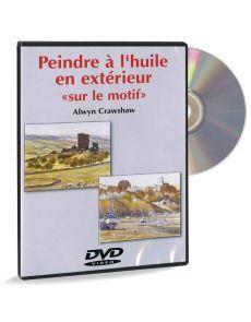 Peindre à l'huile en extérieur - DVD par Alwyn Crawshaw Books, Fine Art Paintings, Oil, Libros, Book, Book Illustrations, Libri