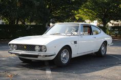 Fiat Dino Coupe 1967.