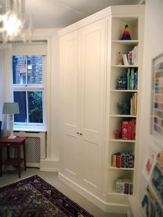 Classic built in corner wardrobe - Bespoke Furniture | fitted wardrobes | walk in wardrobe