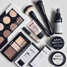 The perfect haul of some of our popular face products by @garynorman_! Whats your favorite face product? Makeup Sets http://amzn.to/2kxgnqF