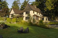 Hastings House Country House Hotel - Salt Spring Island, British Columbia
