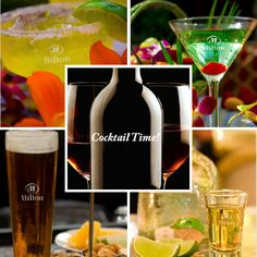 Happy Hour with complimentary appetizers Monday-Thursday 4:00pm to 7:00pm