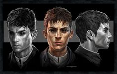 The Outsider | Dishonored -- If I could marry anyone from the gamer world... It would be him!