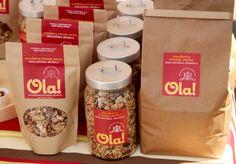 Ola Granola - a delicious local success story - New York Food | Examiner.com