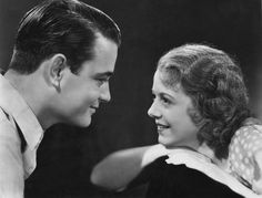American actor Lew Ayres stars with actress Janet Gaynor in the film 'State…