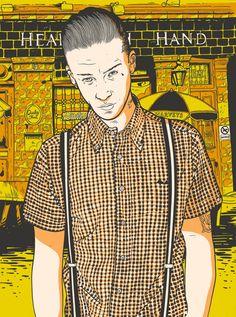 Tim McDonagh | Handsome Frank Illustration Agency