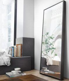 Taft Full-Length Mirror WENGE