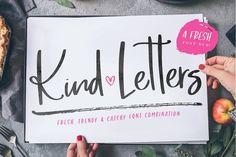 Kind Letters font duo - Script - 1
