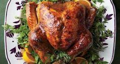 Turkey with Brown-Sugar Glaze More