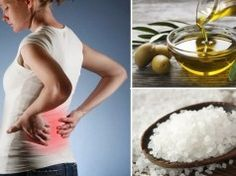 Domácí analgetikum z oleje a soli: Tento lék našich babiček vás zbaví bolesti kloubů, svalů a dokonce i páteře