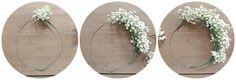 Pittsburgh in Polka Dots: Baby's Breath Flower Crown DIY