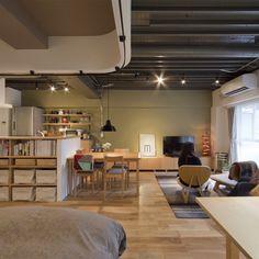 IKEA/無印良品/北欧/天童木工/部屋全体のインテリア実例 - 2016-01-07 23:18:44 | RoomClip(ルームクリップ)