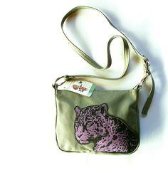 Litttle Shoulder BagMix of New and Recycled by bonspielcreation, $98.00