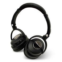 f53ec44a43c The Pilot s Noise Cancelling Headphones - Hammacher Schlemmer Best Noise  Cancelling Headphones