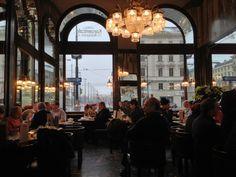 Cafe Schwarzenberg w Wien, Wien