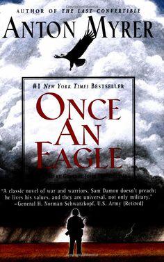 Once An Eagle: Anton Myrer: 9780060084356: Amazon.com: Books