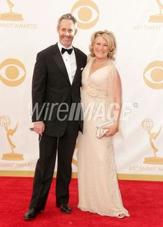Jayne Atkinson and Michel Gill make a lovely couple!