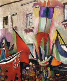 Flags - Raoul Dufy