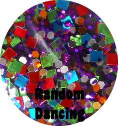 Random Dancing Custom Franken Polish