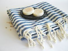 Handwoven Bath and Beach Towel  Turkish Peshtemal by TheAnatolian, $24.00