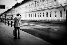 """Fahrschule"" from ""A Faulmann File"" . Vienna 2016 · Nicole Andermatt"