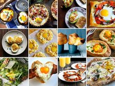 12 EGG-CELLENT EATS FOR EASTER BRUNCH