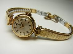 vintage omega watches womens