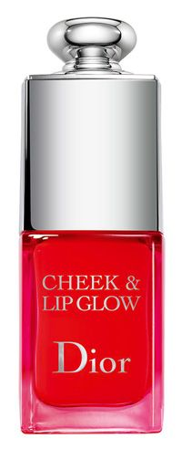 Cheek and lip glow instant blushing rosy tint 200
