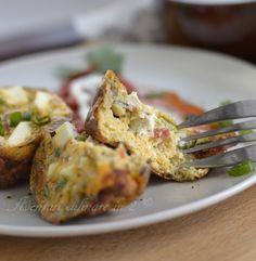 Egg muffins sau omleta deghizata - aventuriculinarein2