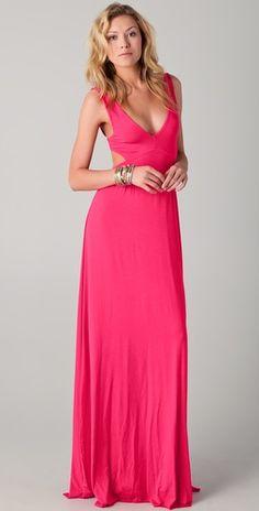Rachel Pally Cutout Maxi Dress   SHOPBOP
