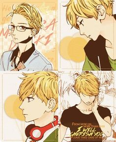 Mamura-Don't play with me b!tch look my glasses you're getting dizzy it'll be a fun night. XD IF MAMURA WERE LIKE THIS XDD