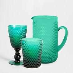 Glassware set - Glassware - Tableware - Home Collection - SALE | Zara Home United States